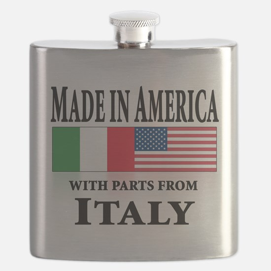 made in america rectangle sticker.png Flask