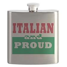 Proud Italian Flask