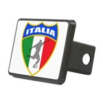2-italia soccer.png Rectangular Hitch Cover