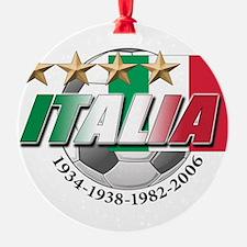 italia soccer T-Shirt.png Ornament