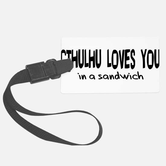 cthulhu01.png Luggage Tag