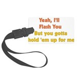flash01.png Large Luggage Tag