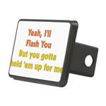 flash01.png Rectangular Hitch Cover