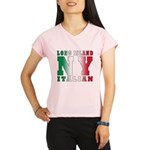italian Long island T-Shirt.png Performance Dry T-