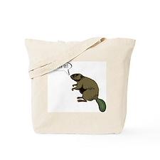 Dam It! Tote Bag