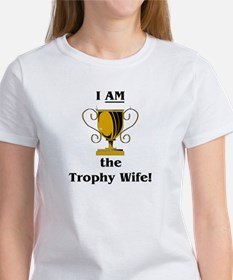 Trophy Wife Women's T-Shirt