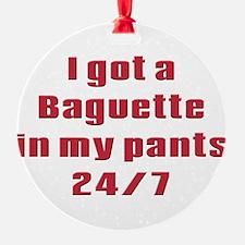 baguette.png Ornament