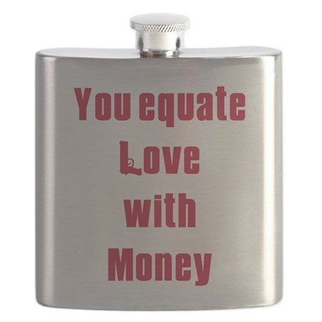 equate love with money.png Flask