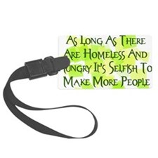 homeless_hungry01.png Luggage Tag