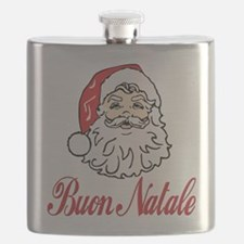 buon natale ornament circle.png Flask