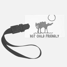child_free_unfriendly01.png Luggage Tag