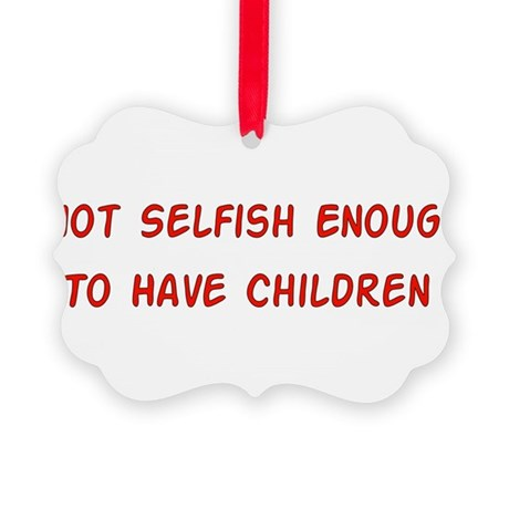 child_free_unselfish01.png Picture Ornament