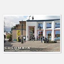 Plaza de Quevedo Postcards (Package of 8)