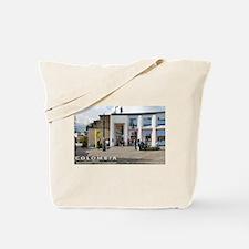 Plaza de Quevedo Tote Bag