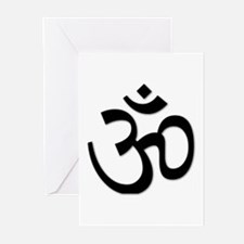 Yoga Icon Greeting Cards (Pk of 10)