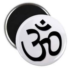 Yoga Icon Magnet