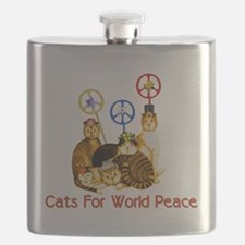 peacecats01.png Flask