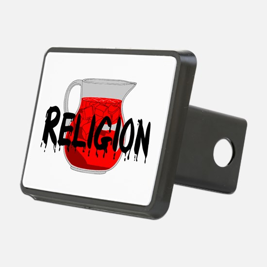 Brainwashing Drink Hitch Cover