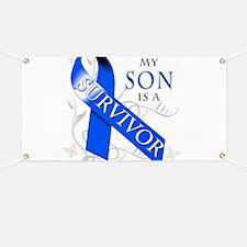 My Son is a Survivor Banner