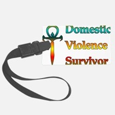 domesticviolence01.png Luggage Tag