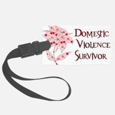 domestic_violencesurvivor01.png Luggage Tag