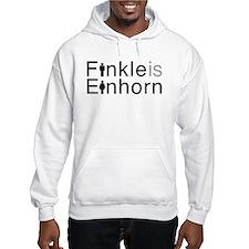 Finkle is Einhorn! Jumper Hoody