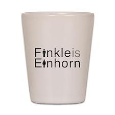 Finkle is Einhorn! Shot Glass