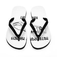 MM Logo Flip Flops