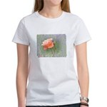 Romantic Rose and Lavender Women's T-Shirt