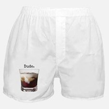 Big Lebowski White Russian Boxer Shorts
