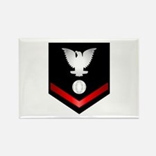 Navy PO3 Electrician's Mate Rectangle Magnet