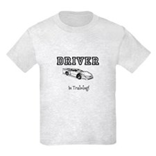 Driver In Training T-Shirt