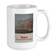 Save Beirut Merchandise Mug