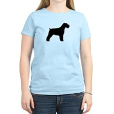 Floppy Ears Schnauzer T-Shirt