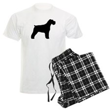 Floppy Ears Schnauzer Pajamas