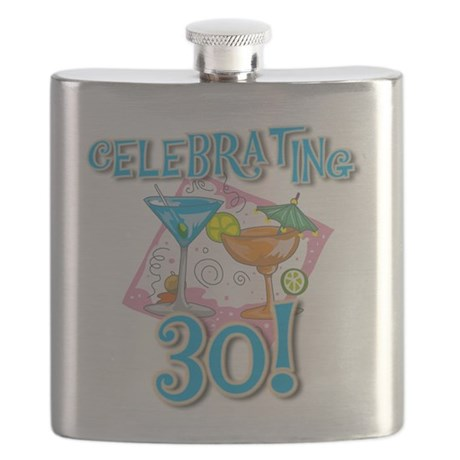 TROPICALCELEBRATING30.png Flask