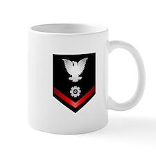Navy PO3 Engineman Mug