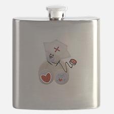 nursebeartee.png Flask