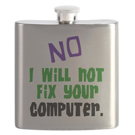 nofixcomputertshirt.png Flask