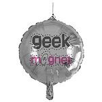 geekmagnetshirt.png Mylar Balloon