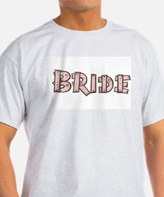 Country Wedding Bride T-Shirt