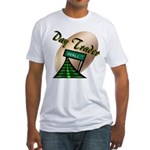 Day Trader Fitted T-Shirt