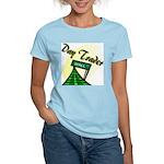Day Trader Women's Pink T-Shirt