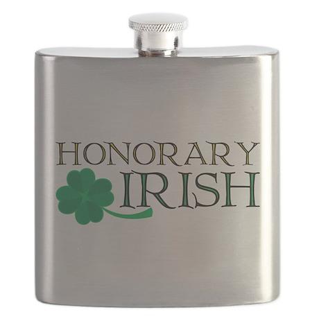 Honorary Irish Flask
