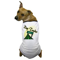 Day Trader Dog T-Shirt