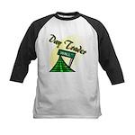 Day Trader Kids Baseball Jersey