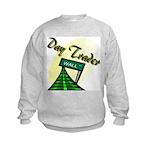 Day Trader Kids Sweatshirt