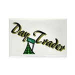 Day Trader Rectangle Magnet (10 pack)