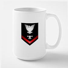 Navy PO3 Fire Control Technician Mug