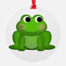Cute Froggy Ornament